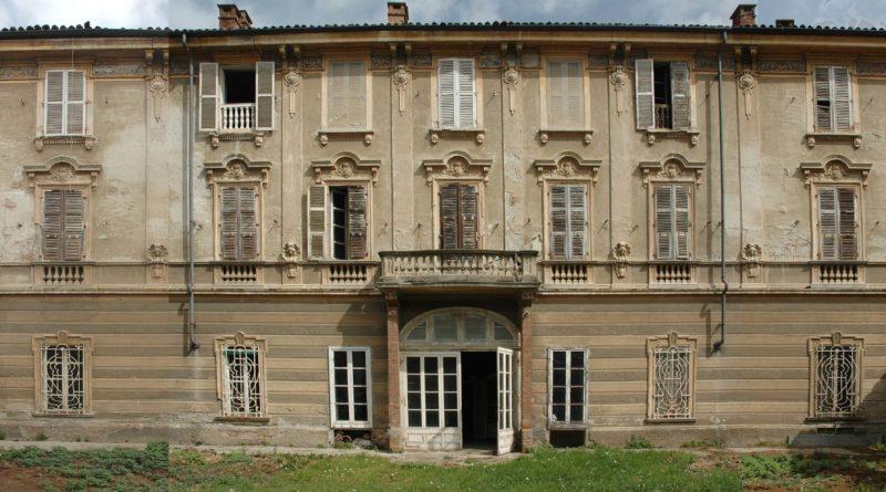 Palazzo Migliazzi già Polastri a Frugarolo