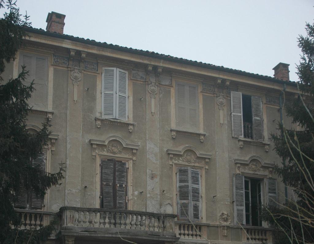 Palazzo Migliazzi, Frugarolo