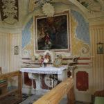 Approccio diagnostico e metodologia d'intervento: la cappella di Villa Capitani a Sarzanello