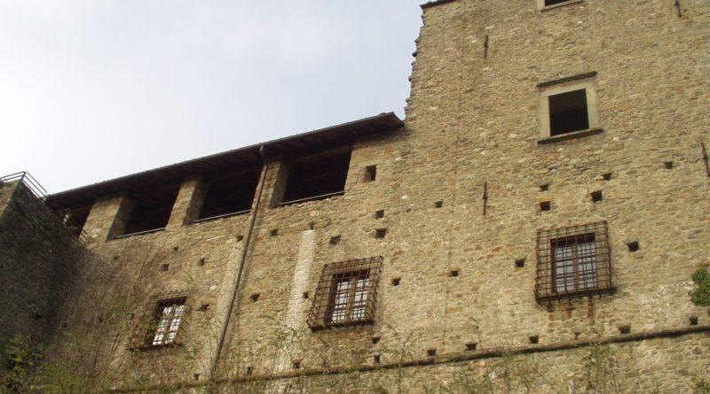 Castello di Lusuolo in lunigiana