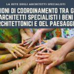 Una rete di architetti specialisti a tua disposizione…