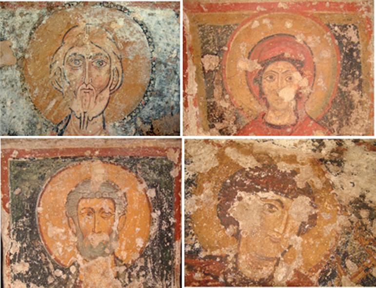 Conservazione Dei Dipinti Murali Delle Cripte Rupestri Approccio Diagnostico