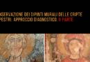 Conservazione dei dipinti murali delle cripte rupestri: approccio diagnostico – II parte