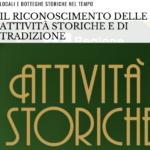 Il riconoscimento delle botteghe storiche: il caso di Lombardia e Liguria