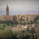 Nel basso Piemonte tra le colline del Monferrato: il piccolo paese di Fubine