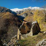 In Valle Vermenagna nel cuneese la meraviglia della borgata Palanfrè