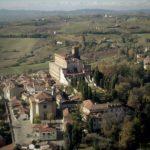 Nell'alessandrino il borgo con castello di San Giorgio Monferrato