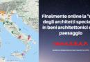 """Finalmente online la """"rete"""" degli architetti specialisti B.A.P."""