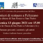 """Il 13 giugno il lancio della campagna crowdfunding """"Sostieni Madonna della Fonte"""""""