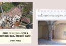 Fondi CEI 8permille per il restauro degli edifici di culto (I parte)