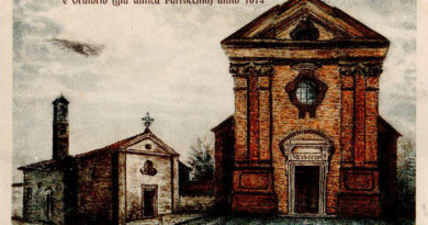 Al via i lavori di restauro dell'antico Oratorio di San Giovanni Battista