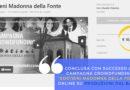 """Successo per la campagna crowdfunding """"Sostieni Madonna della Fonte"""""""